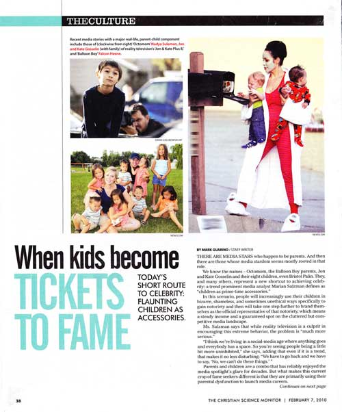 Tickets to Fame