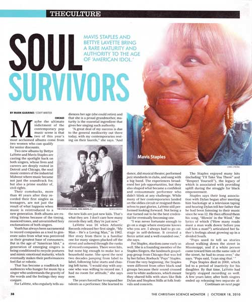 Soul Music Survivors