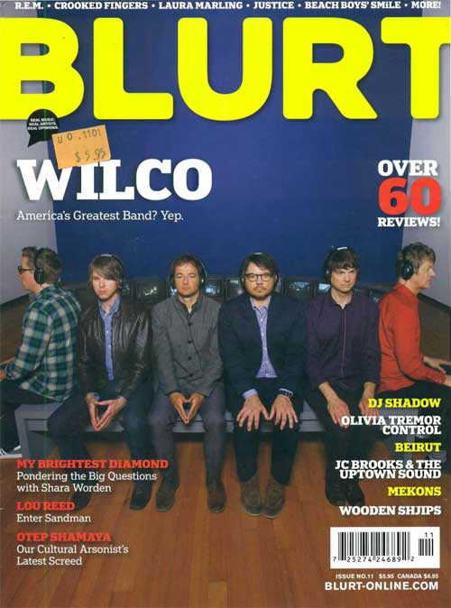 Wilco: America's Greatest Band? Yup.