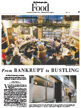 From Bankrupt to Bustling