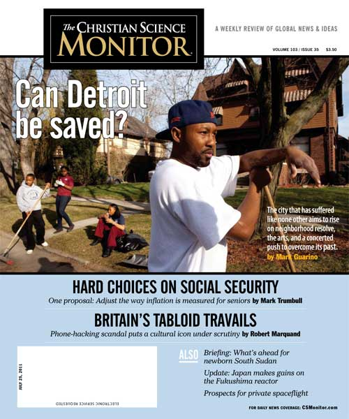 Can Detroit Be Saved?