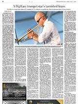 A Big Easy trumpet star's tarnished brass, The Washington Post